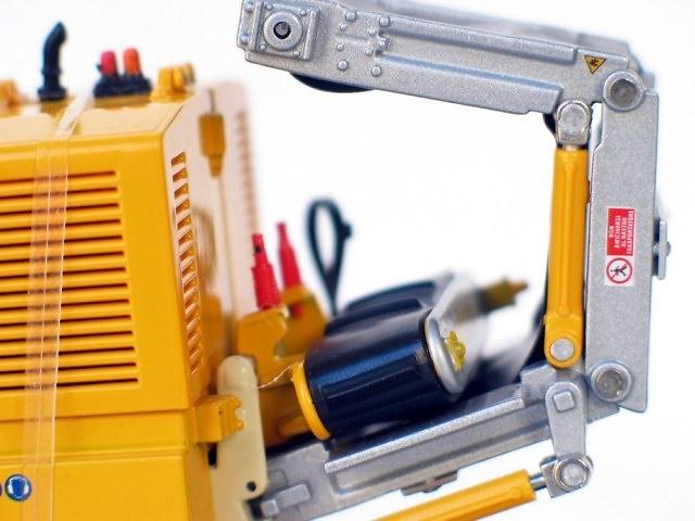 Rimac Moby 1060 machacadora, Ros Agritec 00196.1 escala 1/50