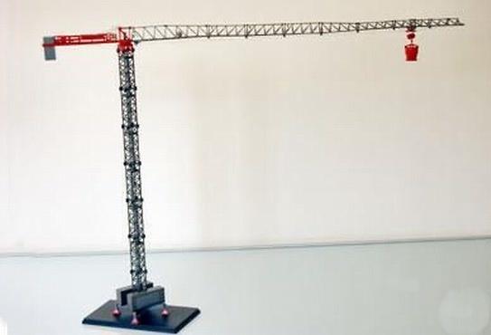 Saez 55 TL Grua Torre Ros 80100 escala 1/87