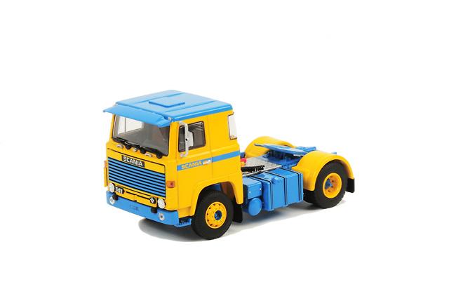 Scania 111/141, Wsi Collectibles 1/50 13-1002