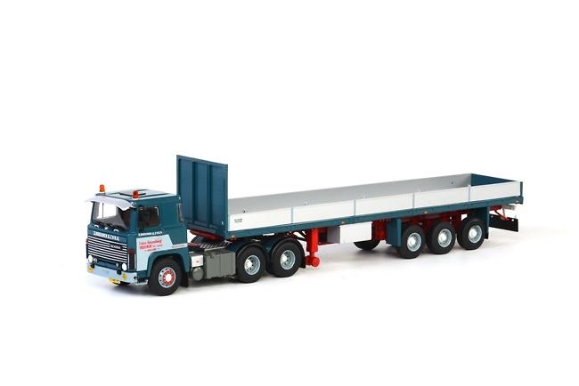 Scania 111/141 plataforma Brouwer Wsi Models 06-1023 escala 1/50