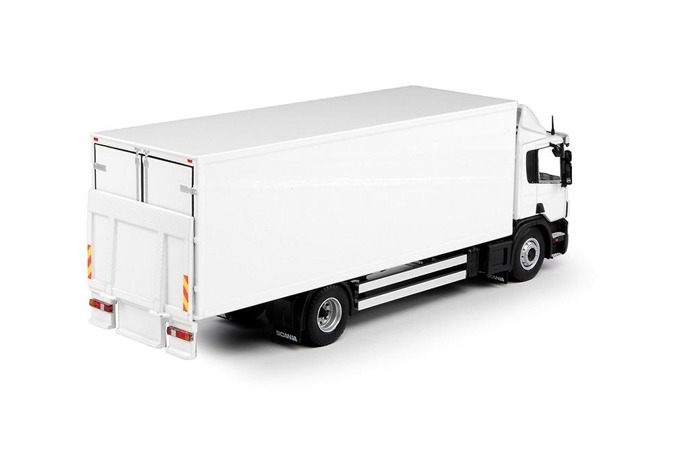 Scania P rigido reparto Tekno 64831 escala 1/50