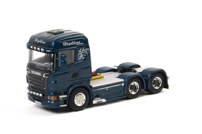 Scania R Highline Wsi Models 04-1111 escala 1/50