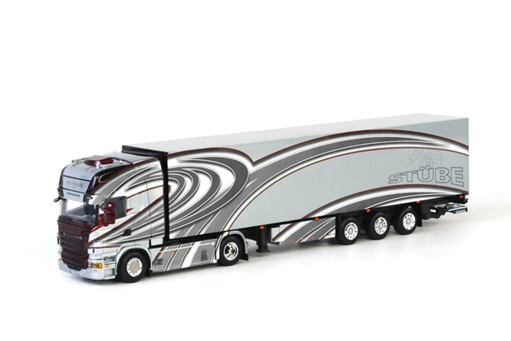 Scania R Topline + Thermoking Stübe Wsi Models 01-1135 escala 1/50