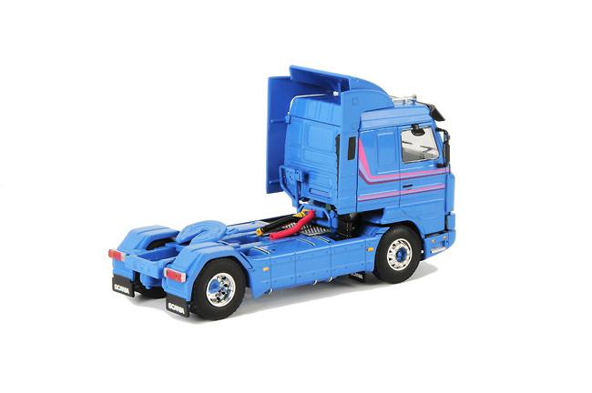 Scania R113/R143 Streamline, Wsi Models 1007 escala 1/50