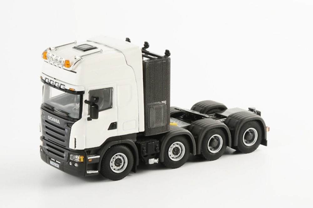 SCANIA R5 Topline 8x4 version chasis corto, Wsi Collectibles 1/50