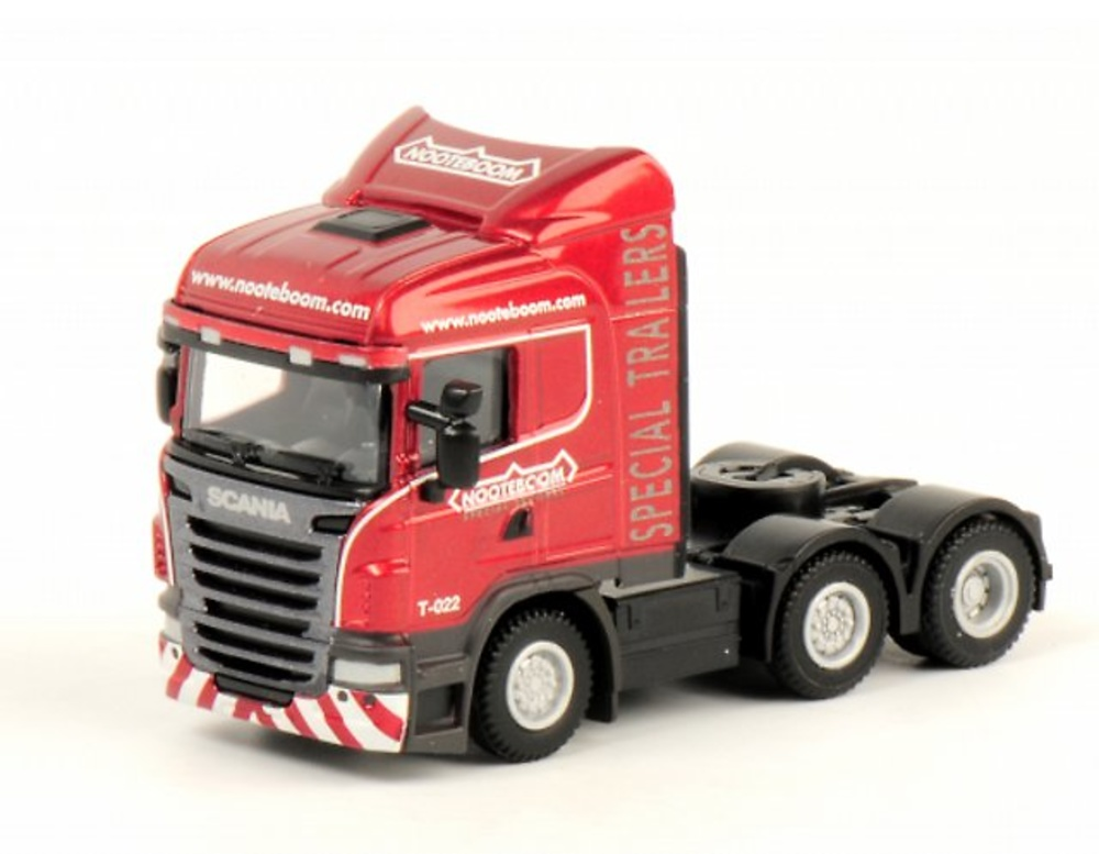 Scania R6 6x2 Nooteboom, Wsi Collectibles 1/87