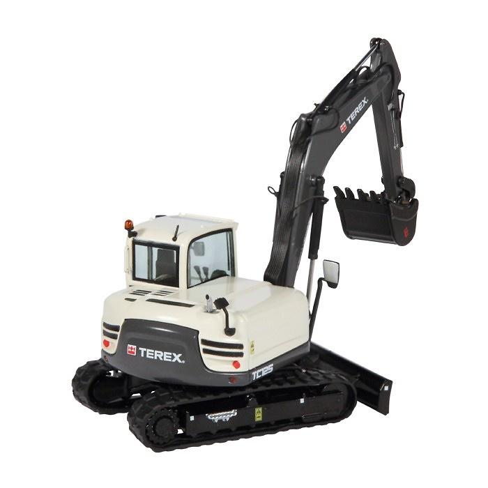 Terex TC 125 excavadora cadenas Nzg 902 escala 1/50
