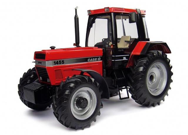Tractor Case International 1455XL (1996) - Universal Hobbies 4168 escala 1/16