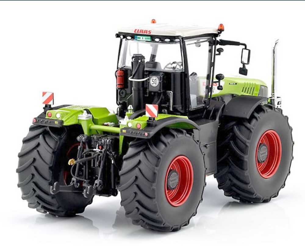Tractor Claas Xerion 5000 Trac VC, Wiking 7308 escala 1/32