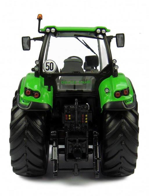 Tractor Deutz-Fahr Agrotron 7250 TTV Universal Hobbies 4125 escala 1/32
