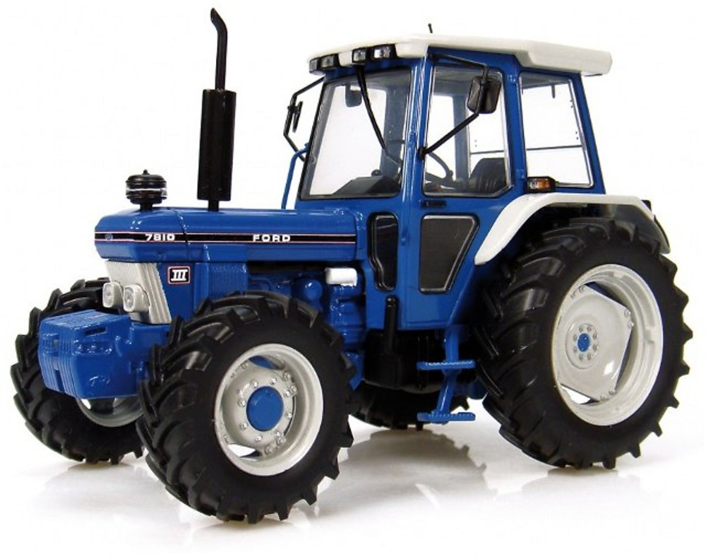 Tractor Ford 7810, Universal Hobbies 2865 escala 1/32