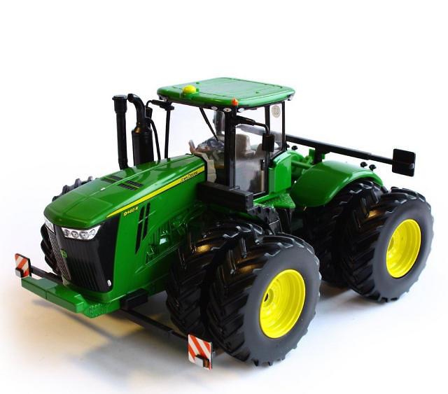Tractor John Deere 9460R, Britains 42824 escala 1/32