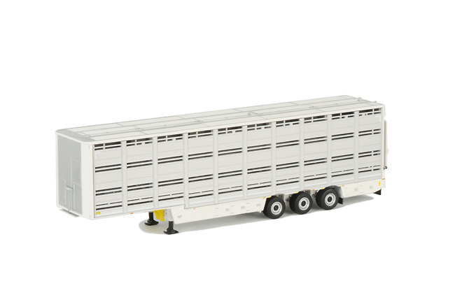 Transporte animales 3 ejes, Wsi Collectibles 1/50 03-1123