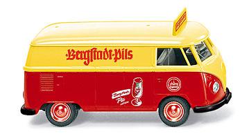 VW T1 Furgoneta Bergftadt-Pils Wiking 1/87