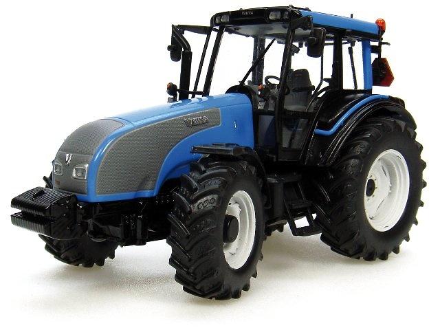VALTRA T Serie 2008 azul 1/32 Universal Hobbies