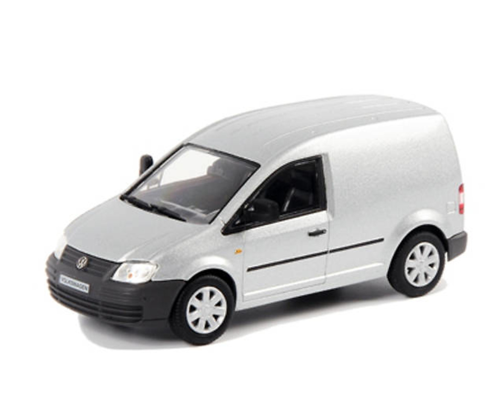 Volkswagen VW Caddy plateado Wsi Models 04-1022 escala 1/50