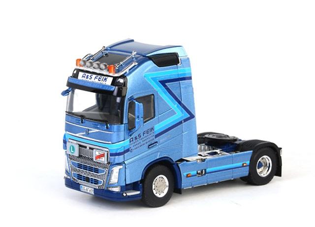 Volvo FH4 Globetrotter XL Wsi Models 01-1589 escala 1/50