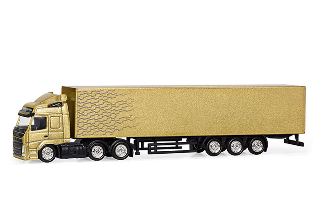 Volvo FM truck with trailer Motorart 300042 escala 1/87