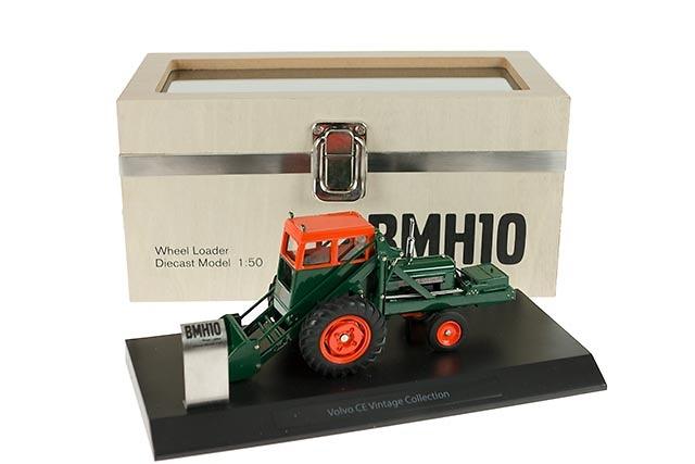 Volvo Wheel Loader BM H10 Limited edition Motorart 300054 escala 1/50