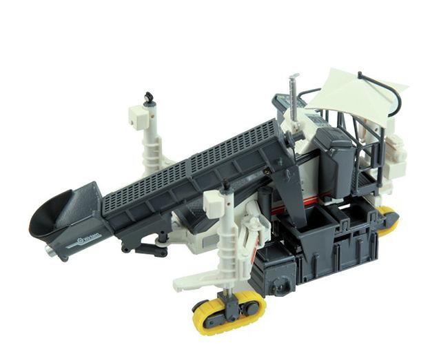 Wirtgen SP15 con sinfin de alimentación, NZG Modelle 8071 escala 1/50