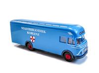 Bibliteca municipla Koblenz Ford FK Brekina 57900 escala 1/87