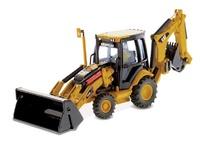 Cat 420E Retroexcavadora - Diecast Masters 85143