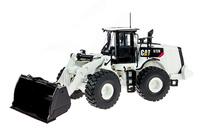 Cat 972K cargadora blanca Tonkin Replicas TR10005 escala 1/50