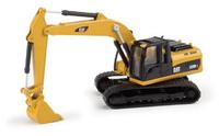 Caterpillar 320D L Hydraulic Excavadora, Norscot 55262 escala 1/87