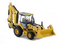 Caterpillar 450E Retroexcavadora, Norscot 55263 escala 1/87