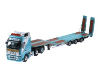 Cepelludo - Volvo FH 6x2 + nooteboom semo low-loader, Wsi Models 02-1167