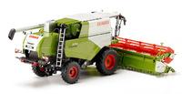 Claas Lexion 760TT Mähdrescher mit Getreidevorsatz V 930 Wiking 77824 Masstab 1/32