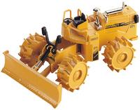 Compact 271 compactadora con pala, Joal 271 escala 1/50