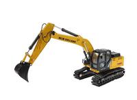 Excavadora New Holland 215 c Motorart 13781 escala 1/50