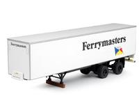 Ferrymasters - Klassik kastenauflieger Tekno 64604 Masstab 1/50