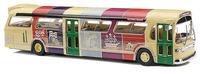 Fishbowl  Bus Baltimore Busch 44534 1/87