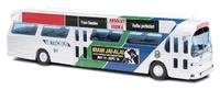 Fishbowl Bus Miami Busch 44505 1/87