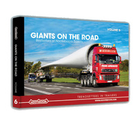 Giants on the Road - Volume 6 Nooteboom