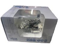 HBR 605 Hydraulic Drill RIG Ros Agritec Weiss 002104 Masstab 1/50