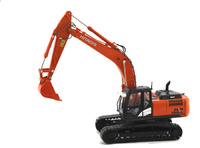 Hitachi Zaxis 250 Lcn, Tmcscalemodels 55370 escala 1/50