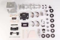 Kit Daf XF95 Super Space Cab 6x2 Tekno 55060 escala 1/50