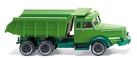 Krupp Titan Volquete Verde (1950-54) Wiking 08664033