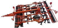 Kuhn Performer 5000 cultivator Britains 43108 escala 1/32