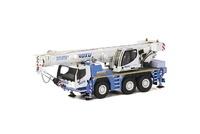 Liebherr LTM 1050 -3.1 Roxu WSI Models 1700 Maßstab 1/50