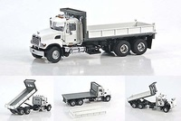 MACK Granite 3 ejes, negro Sword Models sw2102-w escala 1/50