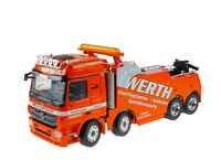 MB Actros MP3 4-ejes Brechtel Wert, Conrad Modelle 72197/01 Masstab 1/50