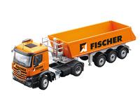 MB Arocs + Kippanhänger 3 achs Fischer Conrad 78202