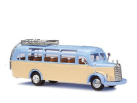 MB O3500 Reisebus Busch Modelle 41045 Masstab 1/87