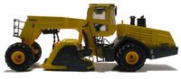 MPH 125 Bomag Recycler / Soil stabilizer escala 1/50