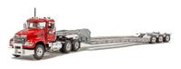 Mack Granite con cama baja trailer First Gear escala 1/64