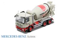 "Mercedes Benz Actros Hormigonera 3 ejes ""Godel Beton"" 1/50 Conrad Modelle"